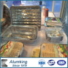 8000 серий алюминиевой фольги для фольги контейнера