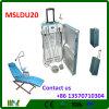 Портативный зубоврачебный блок с пересчеткой и воздухом Compressormsldu20