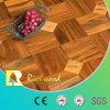 Plancher en bois stratifié par HDF blanc de piano du vinyle AC3 E1 de parquet de chêne
