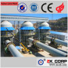 50-1000 planta de produção do cal da eficiência elevada