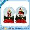 Глобус снежка рождественской елки Polyresin (HG146)