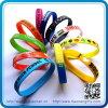 Braccialetto di gomma del Wristband del silicone di marchio su ordinazione ecologico di modo per il regalo di promozione