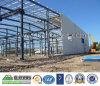 Tettoia riciclabile professionale strutturale d'acciaio dell'edilizia del magazzino