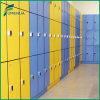 Compact impermeable Laminate HPL Gym Locker para Sale