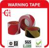 Tubo colorido del PVC Tape/PVC de la alerta que envuelve la cinta