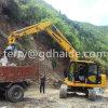 Excavator Grab für KOMATSU Excavator rotieren