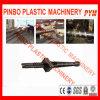 Plastiktasche, die Maschinen-Schrauben-Faß bildet