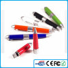 2015 Feder Shaped USB Pen Drive mit Laser Light Wholesale Cheap