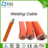 Câble de soudure engainé par caoutchouc de cuivre de PVC de conducteur
