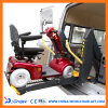 CarのためのよいQuality Dual Arm Wheelchair Elevator Lift