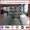 Planta industrial del purificador del agua del RO