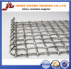 3X3 prensó el acoplamiento de alambre cuadrado galvanizado