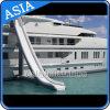 Aufblasbares Yacht-Plättchen, Hausboot-Plättchen-Spiel, aufblasbare Yacht-sich hin- und herbewegendes Wasser-Plättchen
