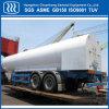 Chemischer flüssiger Tanker-Sattelschlepper für Sauerstoff-Stickstoff-Argon