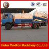 De Tankwagen van Vacuum 5m3 Cleaning van de weg