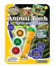 Torch animali e proiettore Educativo Toy bambini
