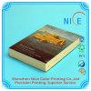 Tapa blanda Novela libro cubierta suave de China Offset Printing libro