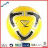 Le football en caoutchouc de jaune de vessie de TPU