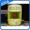 cabine gonflable de citronnade d'événement de 3m