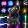 격상된 Higher Definition Spot Beam 350W Moving Head Stage Light