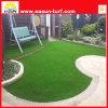 裏庭の装飾のための魅力的な美化の草