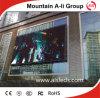 P16 RGB 야외 무대 임대 풀 컬러 발광 다이오드 표시 게시판