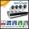Câmera dos sistemas IP da câmera dos jogos da segurança Home de NVR