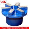 Диаманта скрепления металла абразивного диска этапа штепсельная вилка конкретного меля