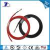 Le TUV a reconnu le câble solaire isolé par XLPE jumeau PV1-F, câble d'alimentation de faisceau