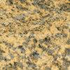 トラの皮の黄色の花こう岩のタイル