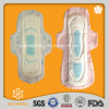 Sanitary normale Pads con Blue Printing