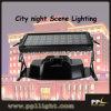 Singolo indicatore luminoso capo di colore della città della fase Light/LED di /LED della rondella della parete