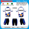 Honorapparel Custom Sublimation Sports Cycling Wear e Cycling Shorts
