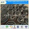 L'embout de tuyau d'acier du carbone recouvre des garnitures de pipe de monture de tube