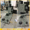 Hassen Green Granite Full Memorial da vendere il bordo Set