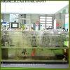 Máquina de envolvimento eletrônica horizontal do fluxo