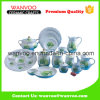 Vaisselle en céramique de la Chine de modèle d'amende de 15 PCS