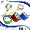 Красный голубой логос зеленого цвета изготовленный на заказ напечатал ленту упаковки
