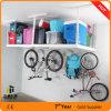 Sistema do armazenamento da garagem, sistema aéreo do armazenamento do teto