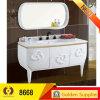 Gabinete de banheiro do estilo do vintage (8668)