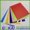 Лист PVC конкурентоспособной цены 3mm фабрики поставщика Gokai толщиной прозрачный твердый