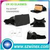 Karton van Google van de Glazen van de Werkelijkheid van Vr het Virtuele 3D voor Slimme Telefoon