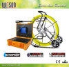 Professionista 60m Pipe Sewer Drain Inspection Cameras con DVR