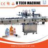 Машина для прикрепления этикеток вертикального плоского стикера бутылки слипчивого автоматическая (MPC-DS)
