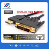 (24+5) Pin DVI Cable con 15pin HDMI