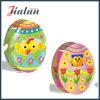 La forme d'oeufs a estampé le sac de papier de seul de forme modèle fait sur commande de Pâques