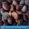 Polished naturale White/Yellow/Black/Red Pebble Stone per il giardino Decoration