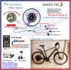 ¡Bluetooth programable! 24V / 36V / 48V Bike Motor Kit / Bicicleta Eléctrica Brushless Hub Motor Rueda