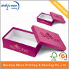 Коробка изготовленный на заказ подарка коробки ботинка печатание экрана Handmade упаковывая (AZ010526)