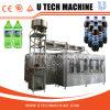 Máquina de rellenar carbonatada botella automática confiable de la bebida del animal doméstico y estable